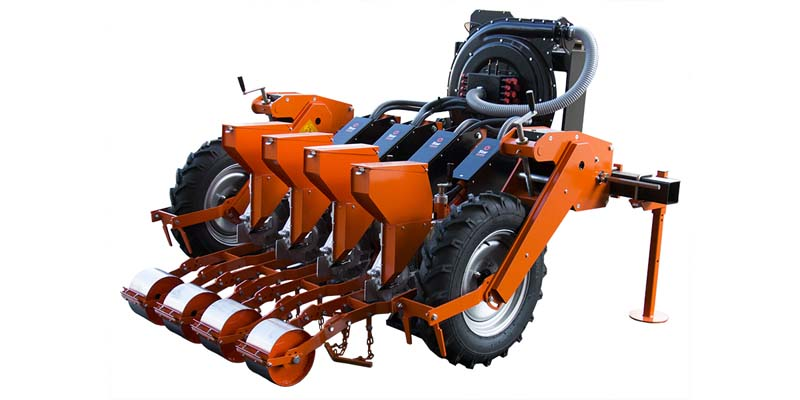 heavy duty vacuum seeder