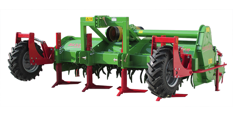 rotary ridging cultivators